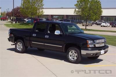 Putco - Chevrolet Silverado Putco Exterior Chrome Accessory Kit - 405609