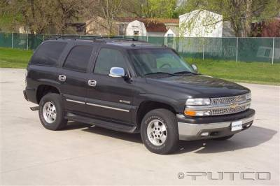Putco - Chevrolet Tahoe Putco Exterior Chrome Accessory Kit - 405614