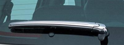 Putco - Hyundai Tucson Putco Chrome Rear Wiper Cover - 408210