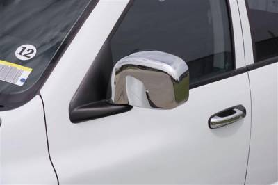 Putco - Hyundai Sonata Putco Mirror Overlays - 408301