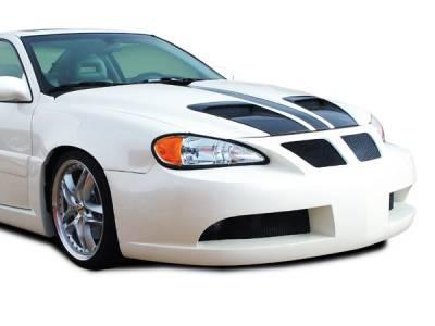 RKSport - Pontiac Grand Am RKSport Front Bumper - 08014001