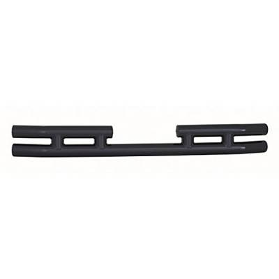 Omix - Outland Rear Tube Bumper - Black - 11570-8