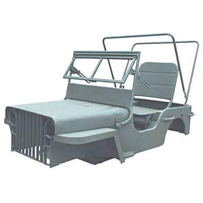 Omix - Omix Body Kit - Steel - For Mini-MB - 12001-01
