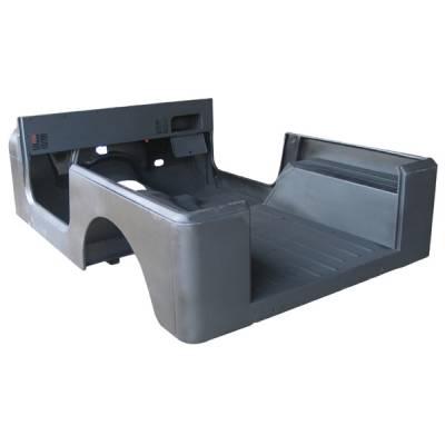 Omix - Omix Body Tub - Steel - 12002-14