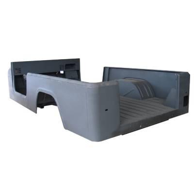 Omix - Omix Body Tub - Steel - 12002-15
