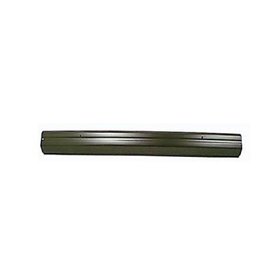 Omix - Omix Front Bumper - Black - 12035-4