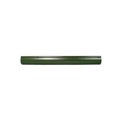 Omix - Omix Rear Bumper - Black - 12035-41