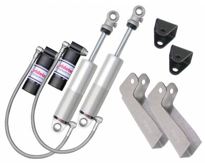 RideTech by Air Ride - Pontiac Lemans RideTech Triple Adjustable Front Shock Kit - 11220511