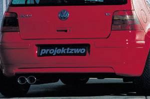 ProjektZwo - MK4 Rear Apron