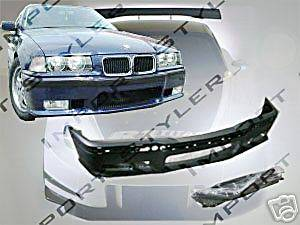 OEM - 92-98 BMW E36 M3 STYLE OEM FRONT BUMPER