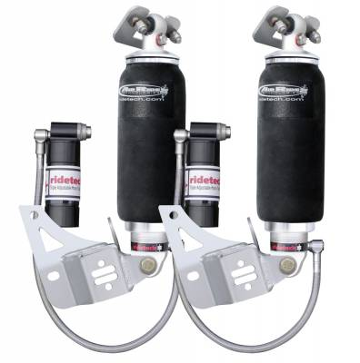 RideTech by Air Ride - Chevrolet Malibu RideTech Triple Adjustable Rear ShockWave Kit - 11225411
