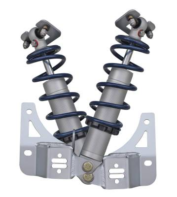 RideTech by Air Ride - Pontiac Lemans RideTech Single Adjustable Rear CoilOvers - 11226110