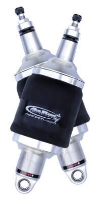 RideTech by Air Ride - Pontiac Lemans RideTech Single Adjustable Front ShockWave Kit - 11243001