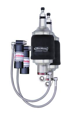RideTech by Air Ride - GMC Caballero RideTech Triple Adjustable Front ShockWave Kit - 11243011