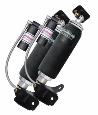 RideTech by Air Ride - Chevrolet Malibu RideTech Triple Adjustable Rear ShockWave Kit - 11325411