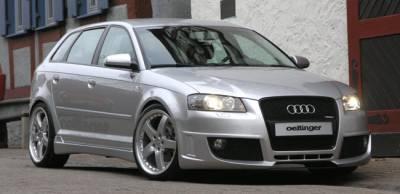 Oettinger - Audi A3 Sport Back Aero Kit