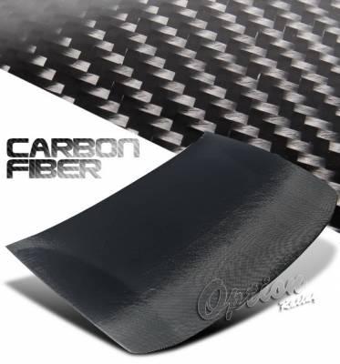 OptionRacing - Acura Integra 2DR Option Racing Carbon Fiber Hood - OEM Style - NRG-CH-A003