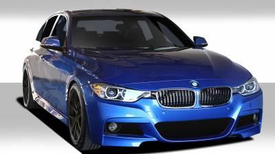 Extreme Dimensions 16 - BMW 3 Series 4DR Duraflex M Sport Look Body Kit - 4 Piece - 109441