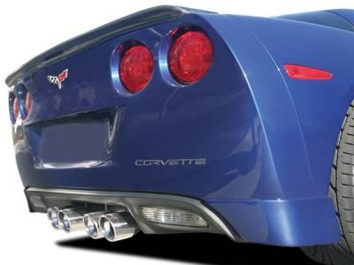 RKSport - Chevrolet Corvette RKSport Rear Valances - 16012007