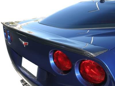 RKSport - Chevrolet Corvette RKSport Rear Spoiler - 16012010