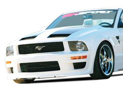 RKSport - Ford Mustang RKSport California Dream Ram Air Hood - 18011005