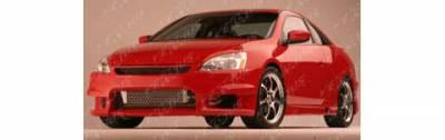 Pure - Honda Accord Pure RO JA Style Full Body Kit - P44170K