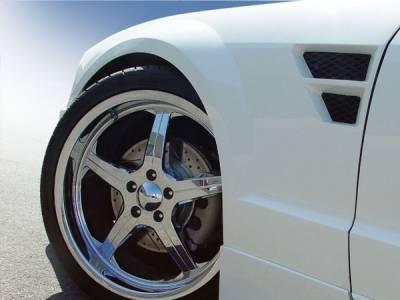 RKSport - Ford Mustang RKSport California Dream Front Fender - Left Side - 18013008