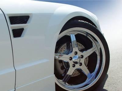 RKSport - Ford Mustang RKSport California Dream Front Fender - Right Side - 18013009