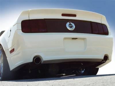 RKSport - Ford Mustang RKSport California Dream Rear Lower Valance - 18013017