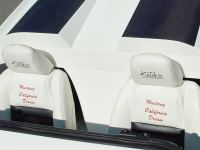 RKSport - Ford Mustang RKSport California Dream Fountain Cover - 18017001