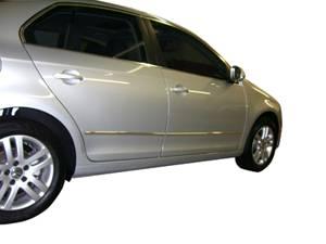 JSP - Volkswagen Jetta JSP Chrome Style Body Side Molding - 442001