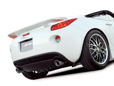RKSport - Pontiac Solstice RKSport Carbon Fiber Dual Rear Filler - 26012005