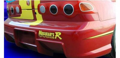 Pure - Acura Integra Pure Meguiar Series Rear Bumper - P78109