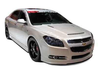 RKSport - Chevrolet Malibu RKSport Ground Effects Package without Rear Filler - 37012000