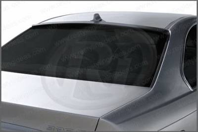 Restyling Ideas - BMW 3 Series 2DR Restyling Ideas Rear Window Mount Spoiler - 01-A16827