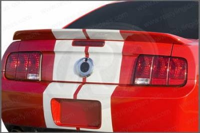 Restyling Ideas - Ford Mustang Restyling Ideas Factory Style Spoiler - 01-A16835