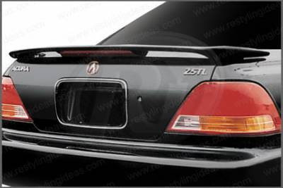 Restyling Ideas - Acura TL Restyling Ideas Factory Style Spoiler with LED - 01-ACTL95FL