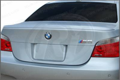 Restyling Ideas - BMW 5 Series Restyling Ideas Factory Lip Style Spoiler - 01-BMM506F