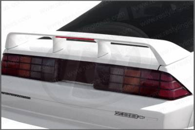 Restyling Ideas - Chevrolet Camaro Restyling Ideas RS Style Spoiler with LED - 01-CHCAM82FL