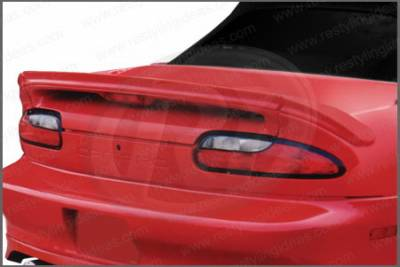 Restyling Ideas - Chevrolet Camaro Restyling Ideas Lip Style Spoiler - 3PC - 01-CHCAM93F3