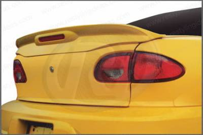 Restyling Ideas - Chevrolet Cavalier Restyling Ideas Factory Style Spoiler with LED - 01-CHCAV00FL