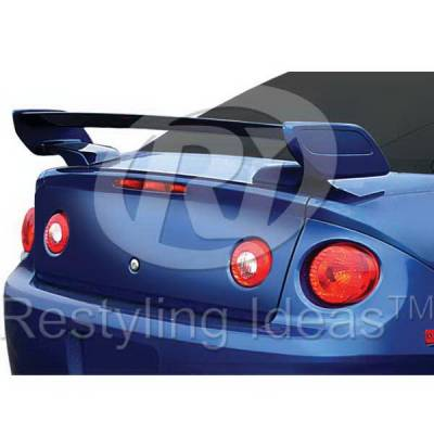 Restyling Ideas - Chevrolet Cobalt 2DR Restyling Ideas Spoiler - 01-CHCOB05F2SS