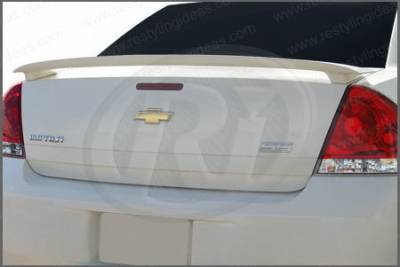 Restyling Ideas - Mercury Milan Restyling Ideas Custom 2-Post Style Spoiler - 01-CHIM06FSS