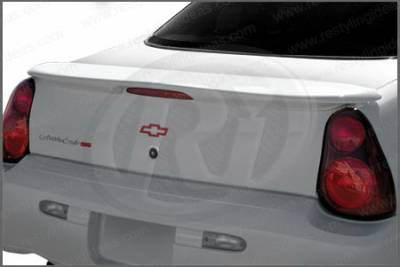 Restyling Ideas - Chevrolet Monte Carlo Restyling Ideas Factory Style Spoiler - 01-CHMO00F