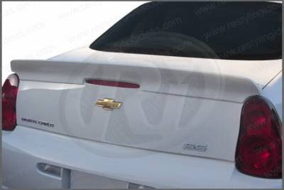 Restyling Ideas - Chevrolet Monte Carlo Restyling Ideas Pace Car Style Spoiler - 01-CHMO00FP