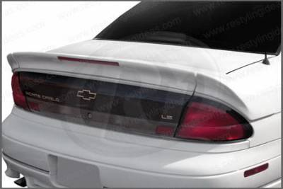 Restyling Ideas - Chevrolet Monte Carlo Restyling Ideas Spoiler with LED - 3PC - 01-CHMO95B3L