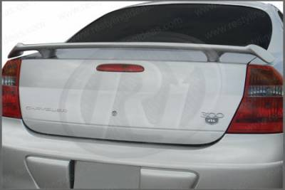 Restyling Ideas - Nissan Maxima Restyling Ideas Custom 2-Post Style Spoiler - 01-CR3001F