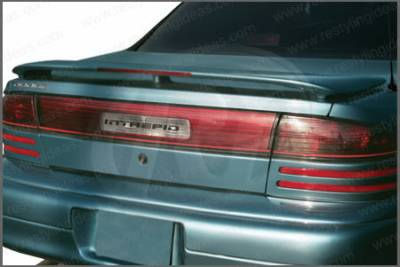 Restyling Ideas - Dodge Intrepid Restyling Ideas Factory Style Spoiler with LED - 01-DOIN93FL