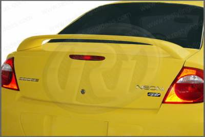 Restyling Ideas - Dodge Neon Restyling Ideas Factory Mid Style Spoiler - 01-DONE02FM