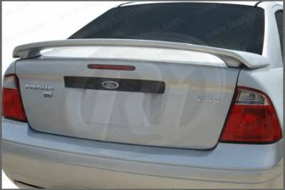 Restyling Ideas - Ford Focus 4DR Restyling Ideas Factory Style Spoiler - 01-FOFO05F